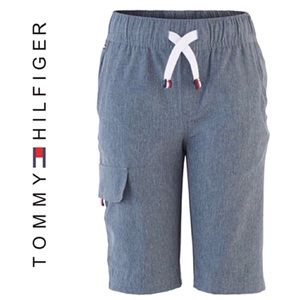 NWT Tommy Hilfiger Boys' Cargo Shorts